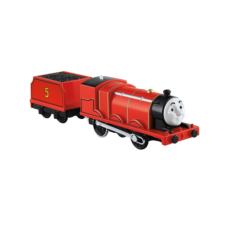 Thomas & Friends Trackmaster James image-0