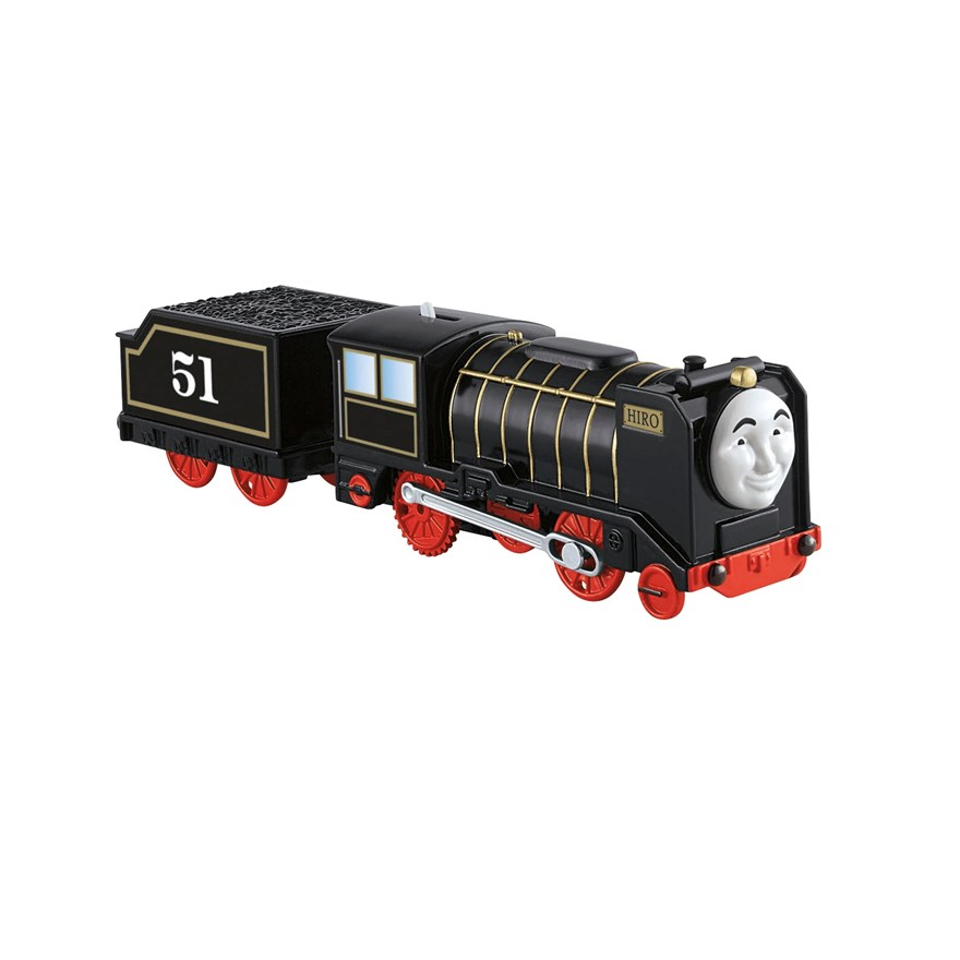 Thomas & Friends Trackmaster Hiro image-0