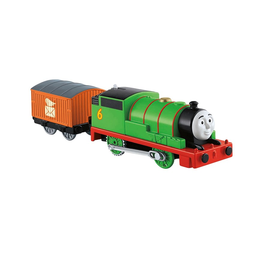 Thomas & Friends Trackmaster Percy image-0