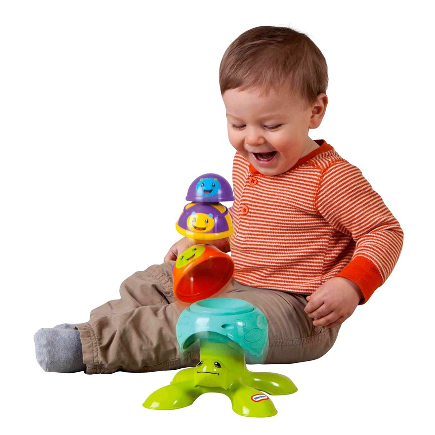 Little Tikes Activity Garden Stacker image-0