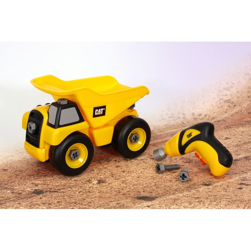 CAT Take-A-Part Dump Truck