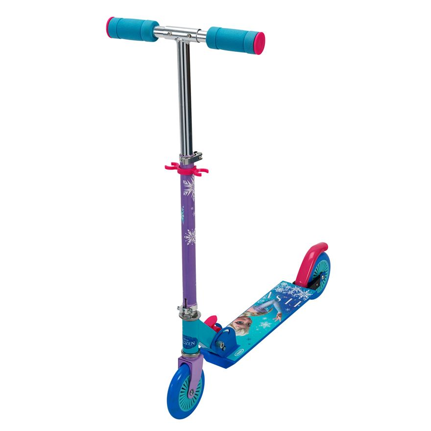 Disney Frozen Inline Scooter image-0