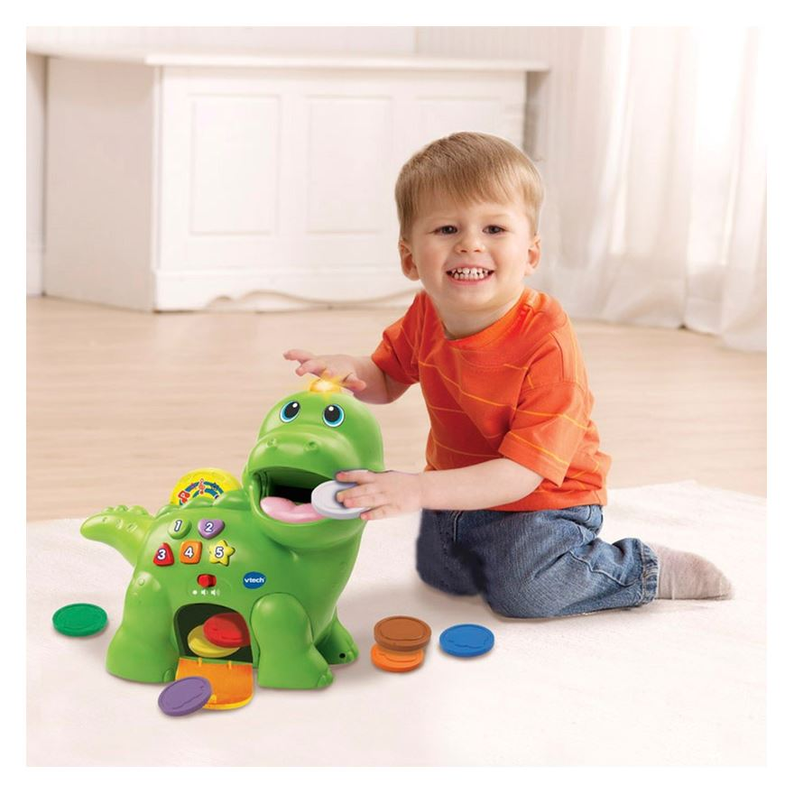 VTech Feed Me Dino image-0