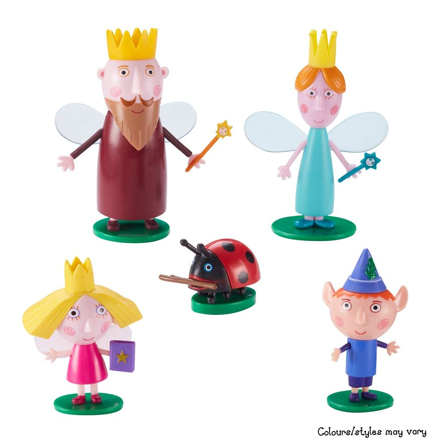 Ben & Holly 5 Figure Pack image-0