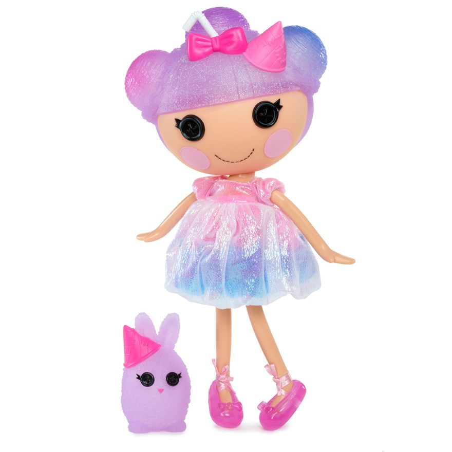 Lalaloopsy Large Doll Frost I.C. Cone image-0
