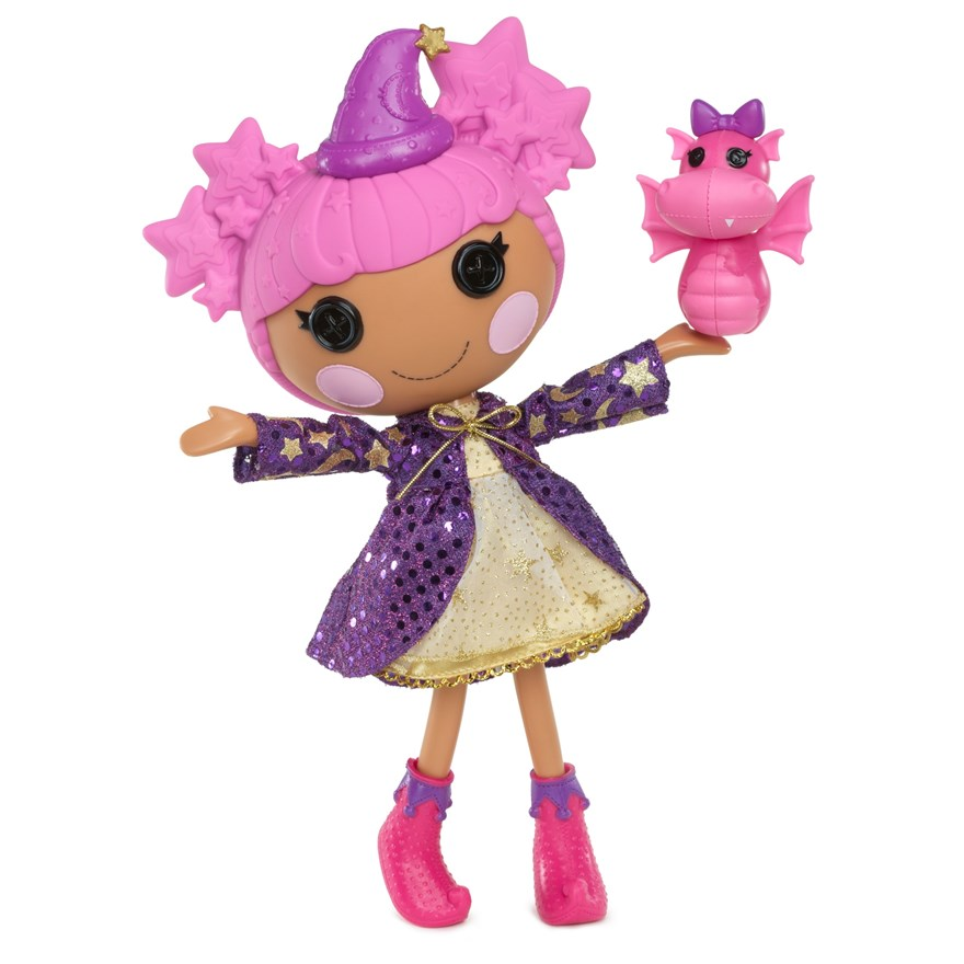 Lalaloopsy Large Doll Star Magic Spells image-0