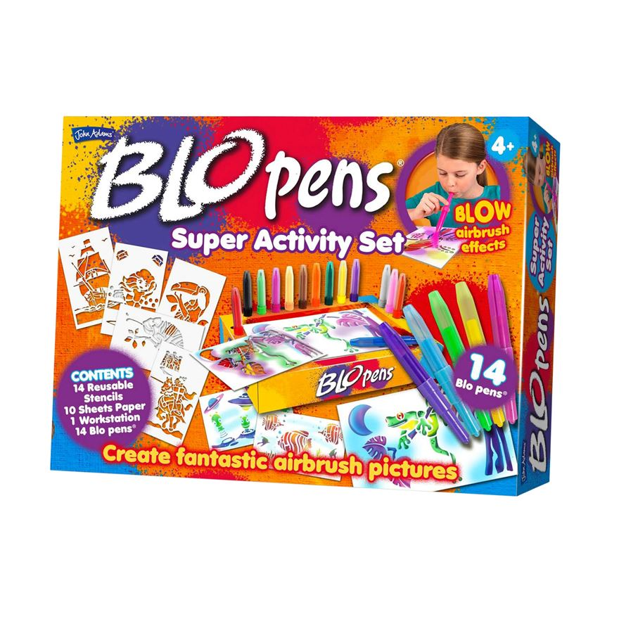BLO Pens Super Activity Set image-0