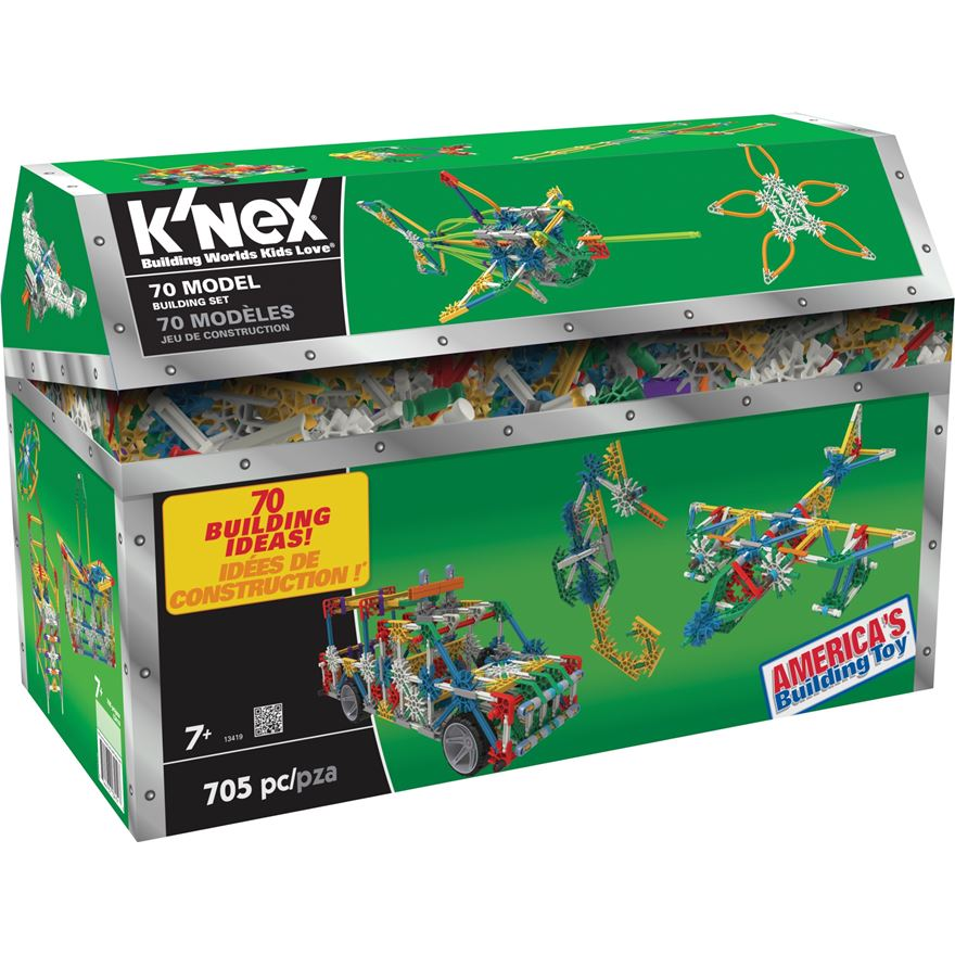 K'NEX 70 Model Building Set image-0