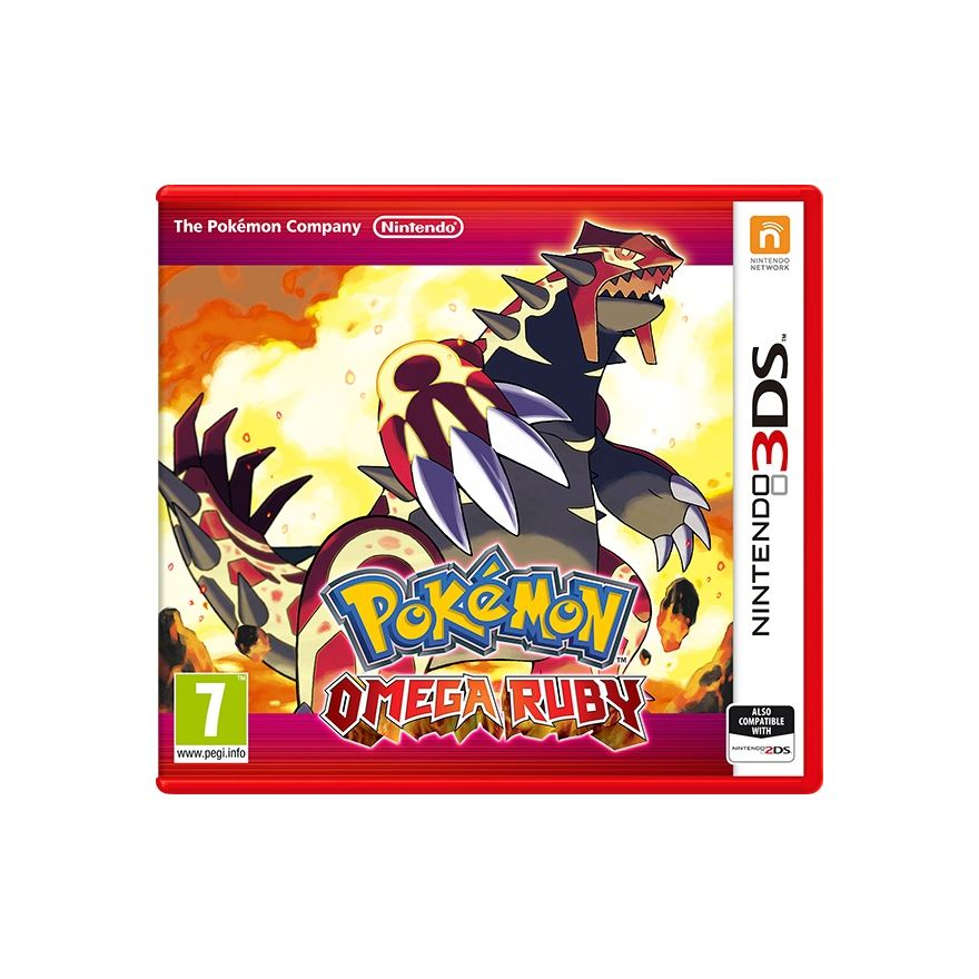 Pokemon Omega Ruby 3DS image-0
