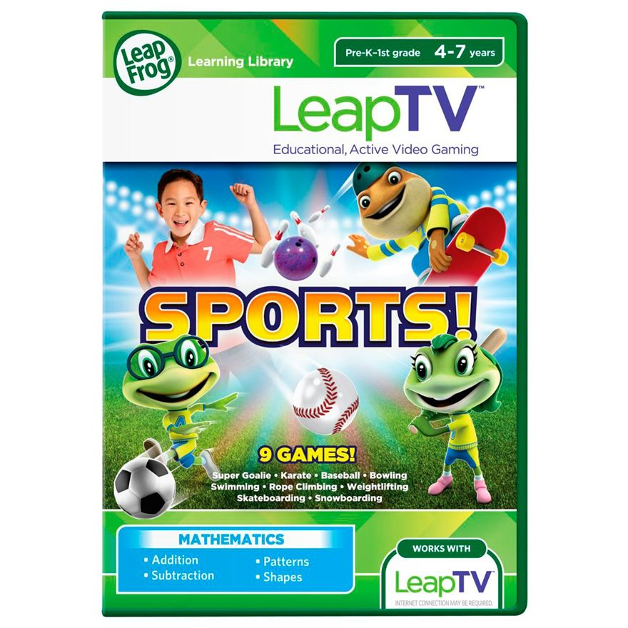 Leap TV Sports image-0