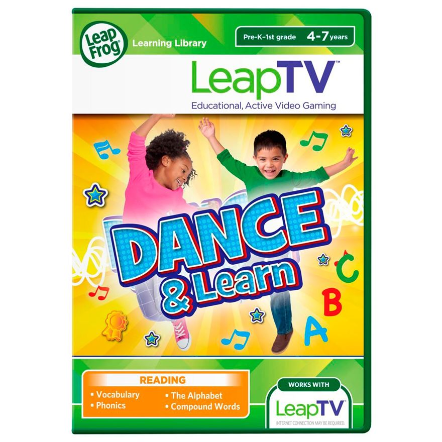 Leap TV Dance Party image-0