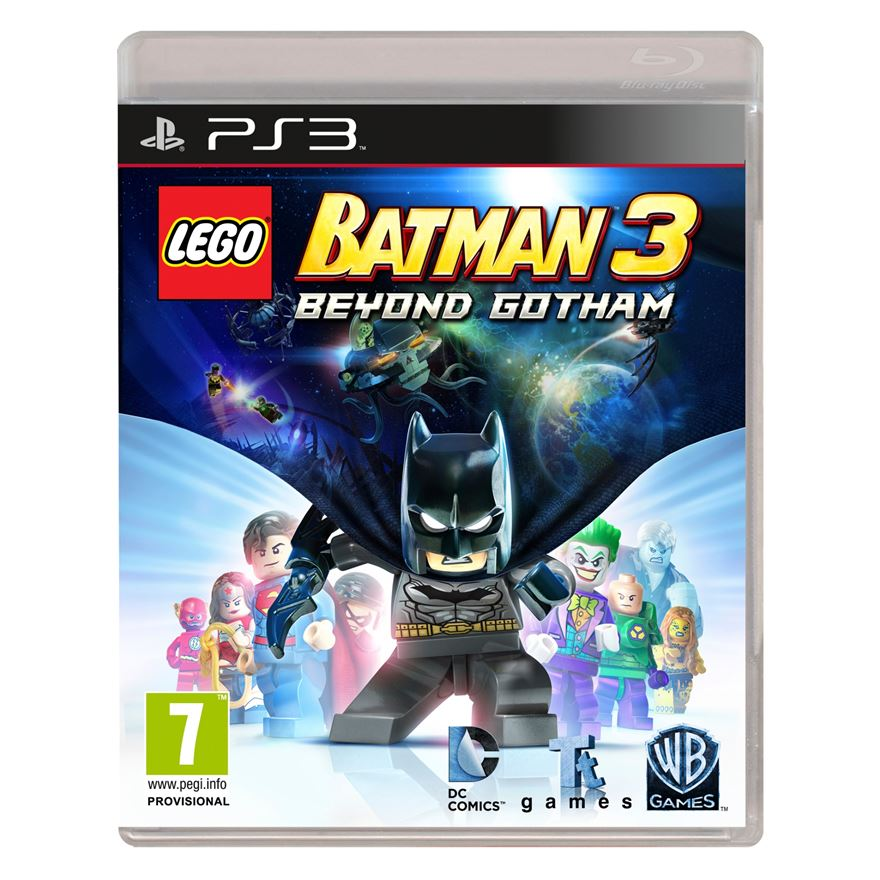 LEGO Batman™ 3: Beyond Gotham PS3 image-0