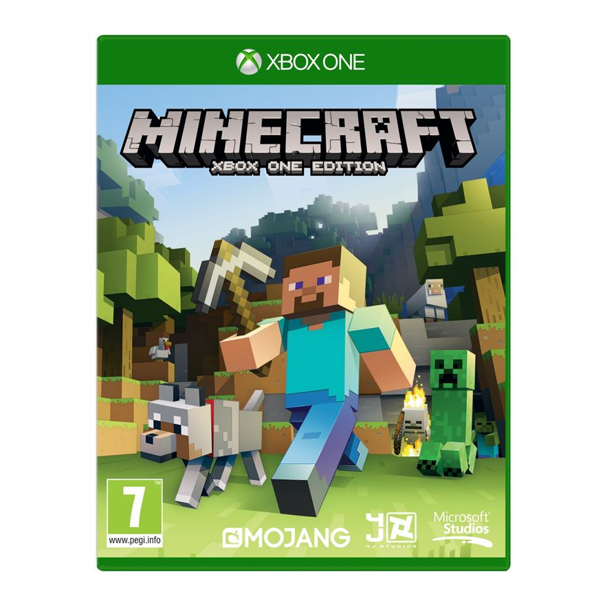 Minecraft Xbox One image-0