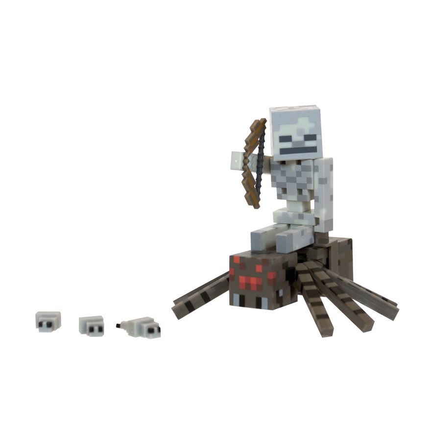 Minecraft Survival Pack Spider and Jockey image-0