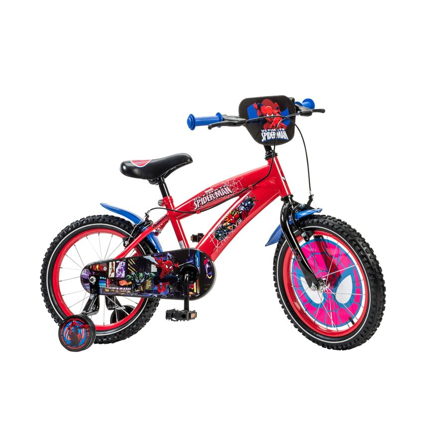 16 Inch Ultimate Spider-Man Bike image-0