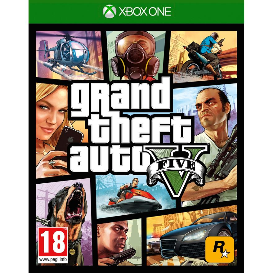 Grand Theft Auto V Xbox One image-0
