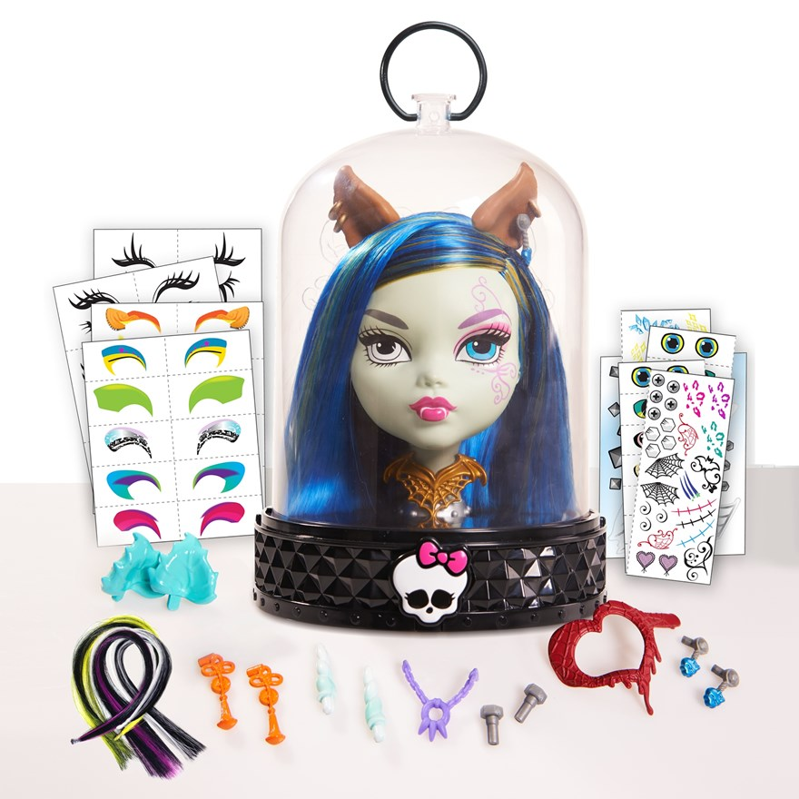 Monster High Styling Head image-0