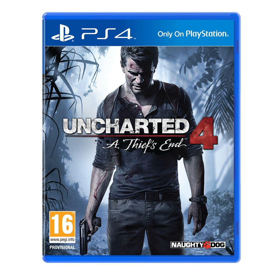 Uncharted 4 PS4 image-0
