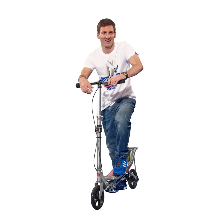 Messi Space Scooter image-0