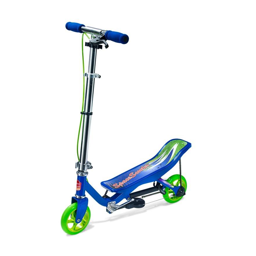 Space Scooter Junior Blue image-0
