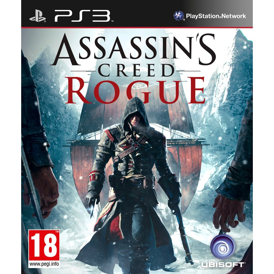 Descargar Assassi's Creed Rogue (Español) (PC-GAME)
