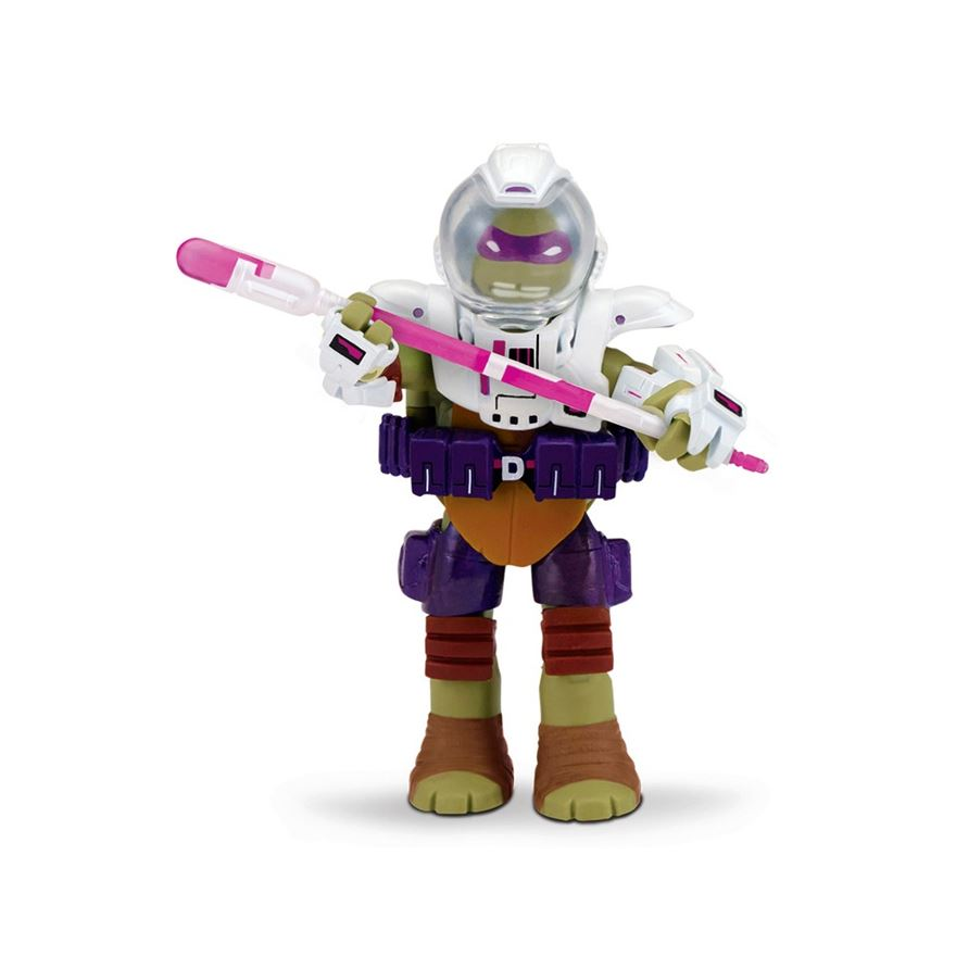 Teenage Mutant Ninja Turtles Action Figure Dimension X Donnie image-0