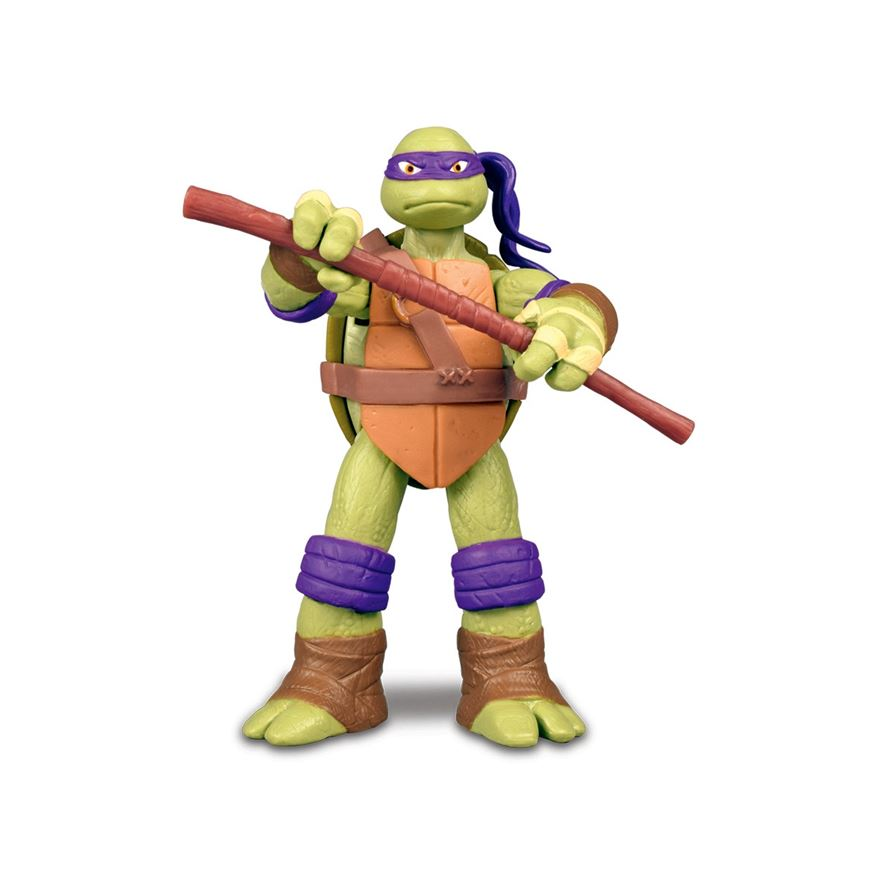 Teenage Mutant Ninja Turtles Action Figure Donatello image-0