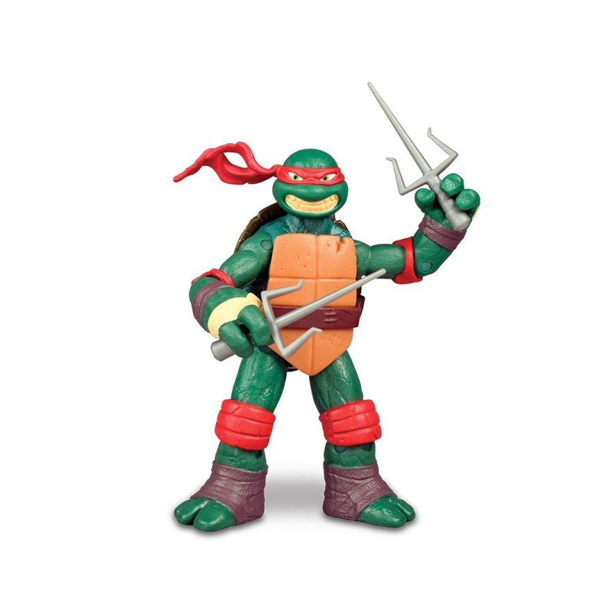 Teenage Mutant Ninja Turtles Action Figure Raphael image-0