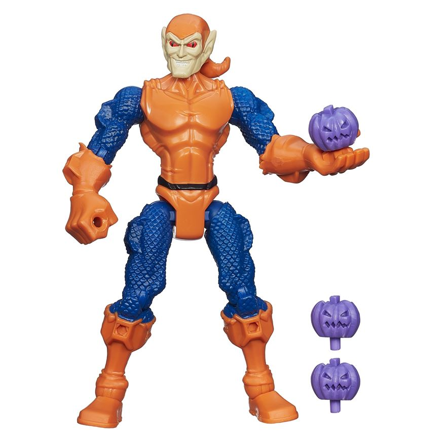 Marvel Super Hero Mashers Hobgoblin Figure image-0