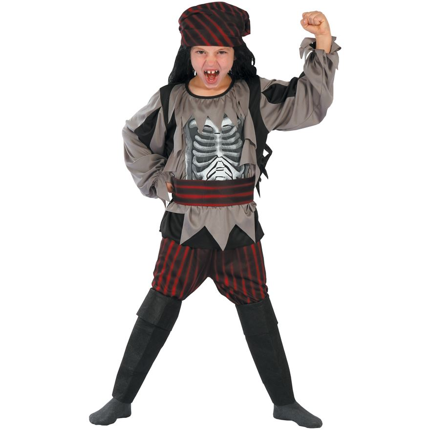 Ghost Ship Pirate Medium Costume