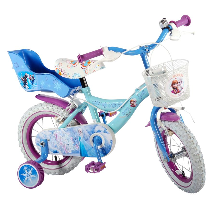 Disney Frozen 12 Inch Bike image-0