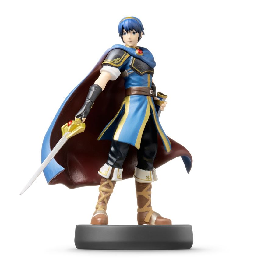 Amiibo Super Smash Bros series: Marth image-0