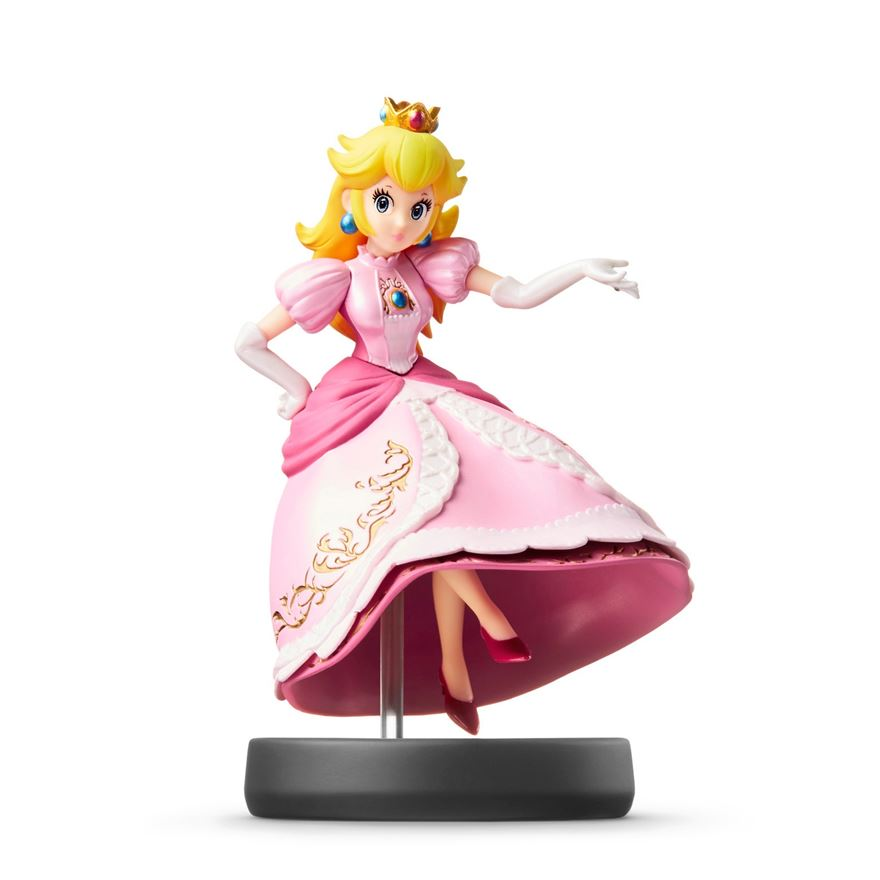 Nintendo amiibo Super Smash Bros series: Peach image-0