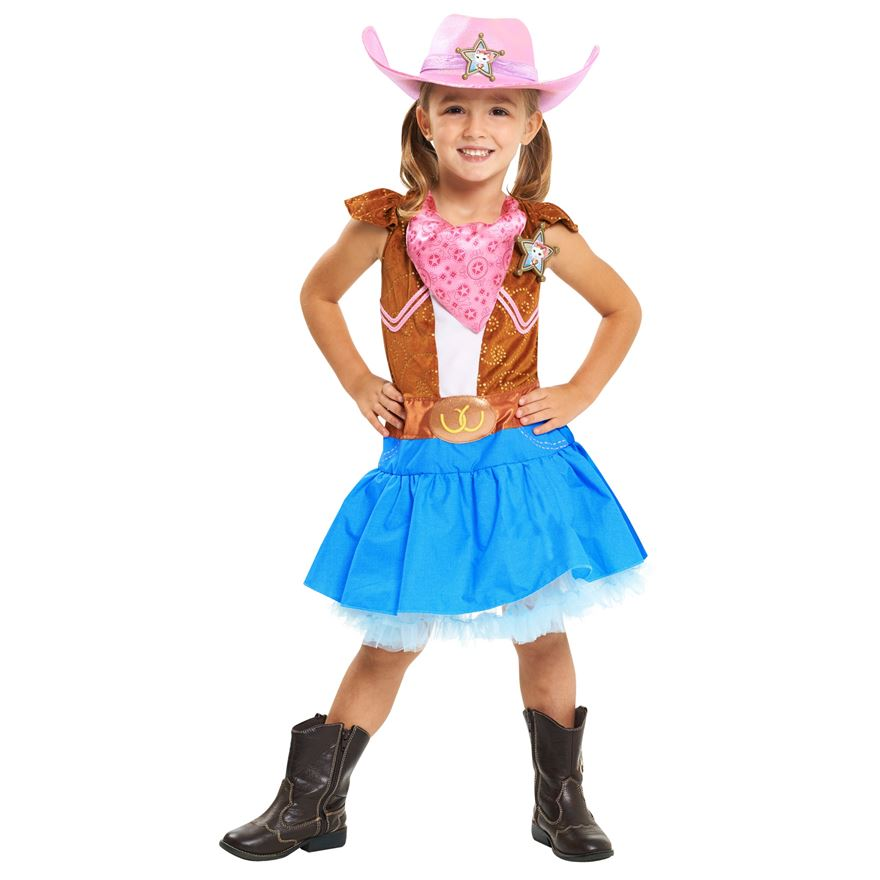 Sheriff Callie's Wild West Dress Up Set image-0