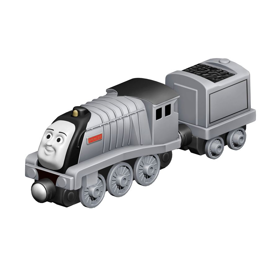 Thomas & Friends Take-n-Play Spencer Diecast Engine image-0