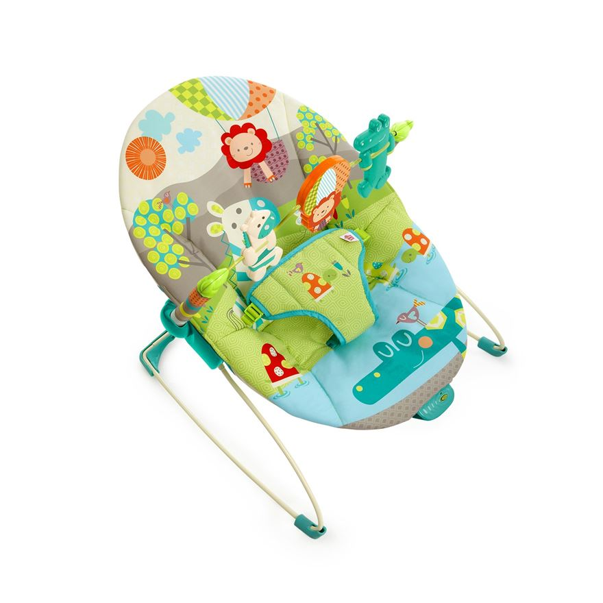 Bright Starts™ Up, Up & Away™ Bouncer image-0