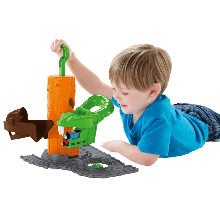 Thomas & Friends Take-N-Play Rattling Rails image-0