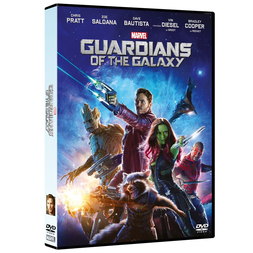 Guardians of the Galaxy DVD - DVDs