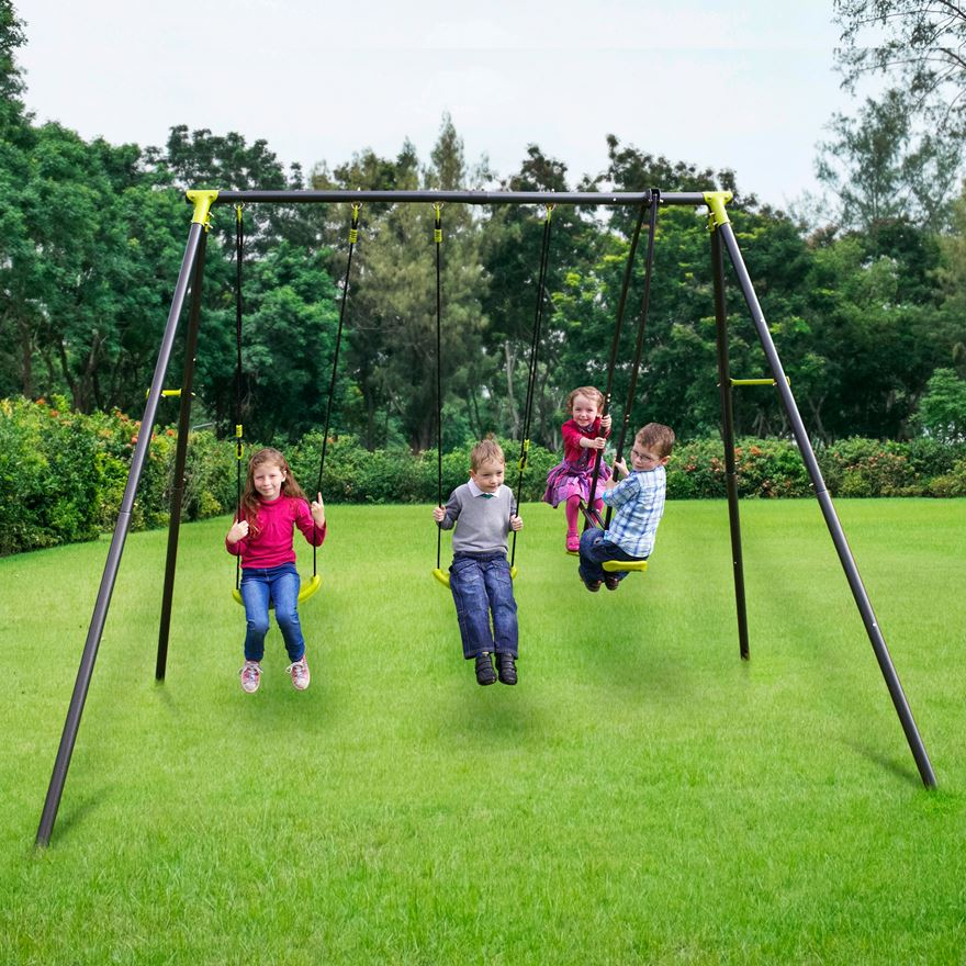 Apatou Swing Set image-0