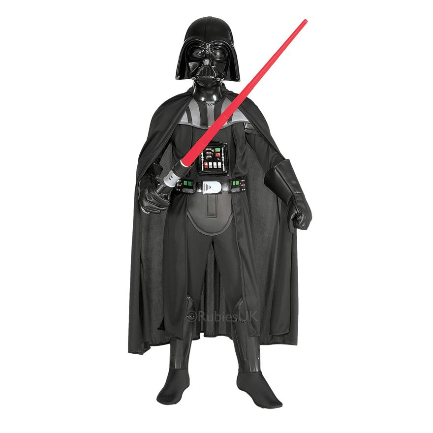 Deluxe Darth Vader Large Costume