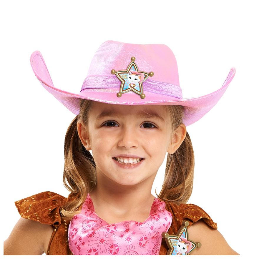 Sheriff Callie's Wild West Cowgirl Hat image-0