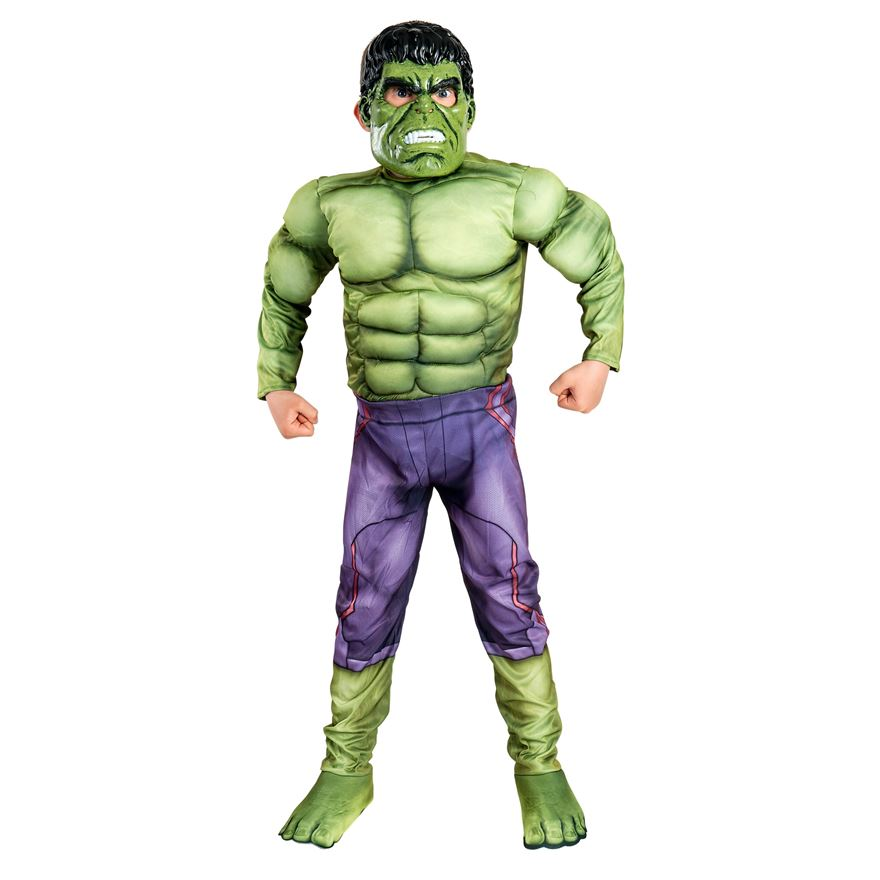 Avengers Age of Ultron Deluxe Hulk Medium Costume image-0