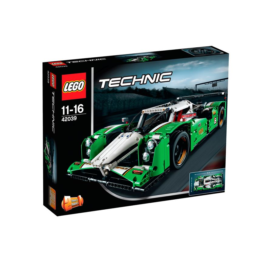 LEGO Technic 24 Hours Race Car 42039 image-0