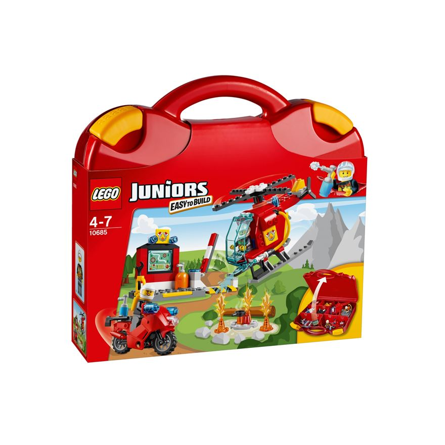LEGO Juniors Fire Suitcase 10685 image-0
