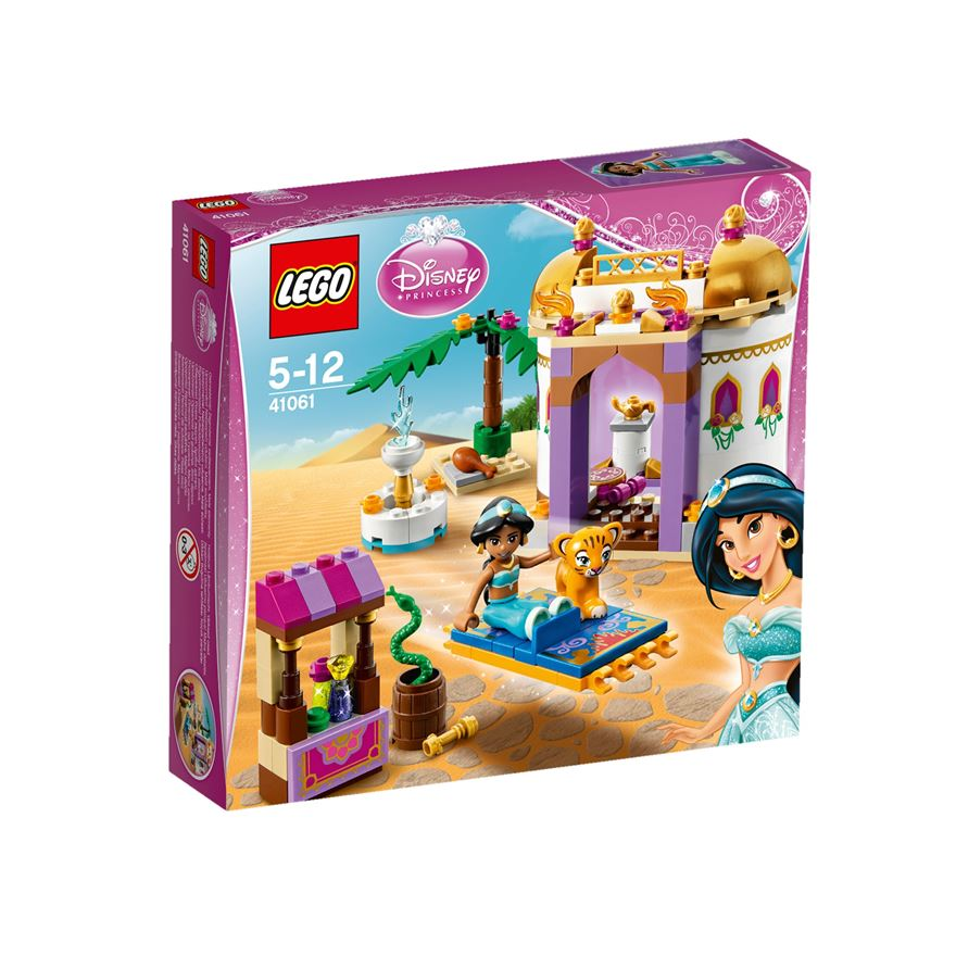 LEGO Disney Princess Jasmine's Exotic Palace 41061 image-0