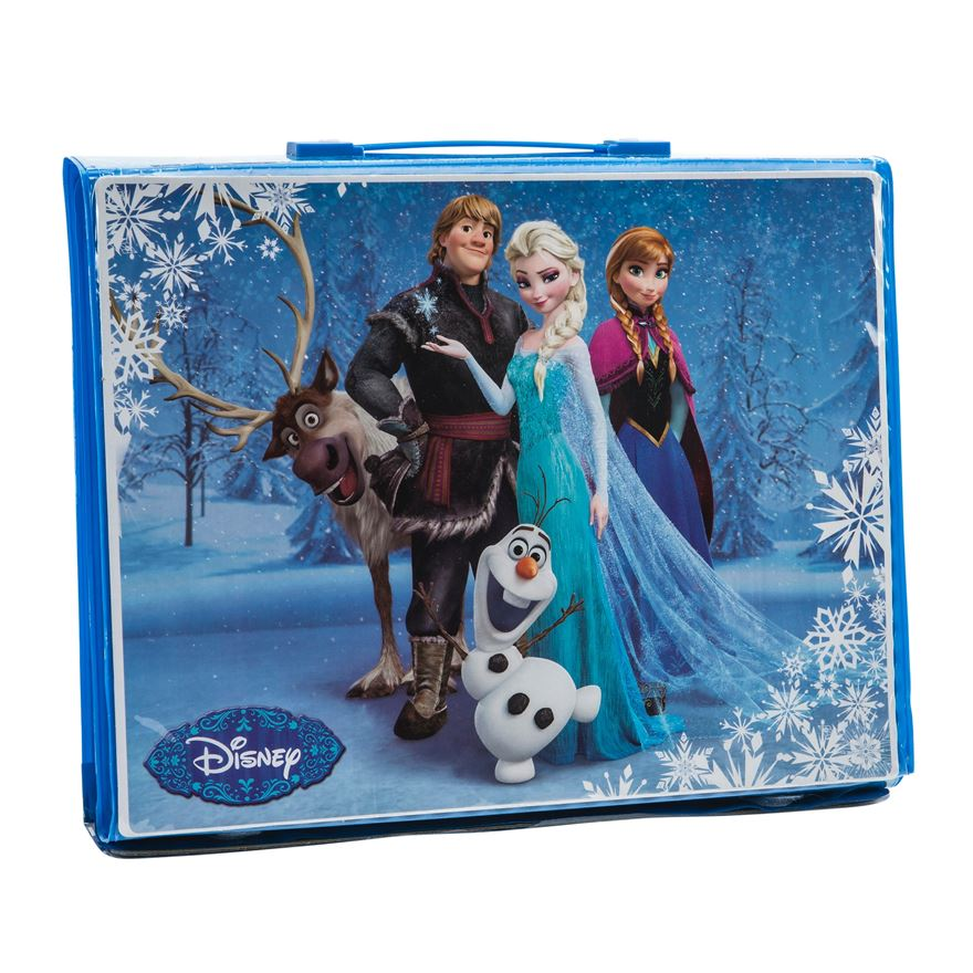 Disney Frozen Colouring Case image-0