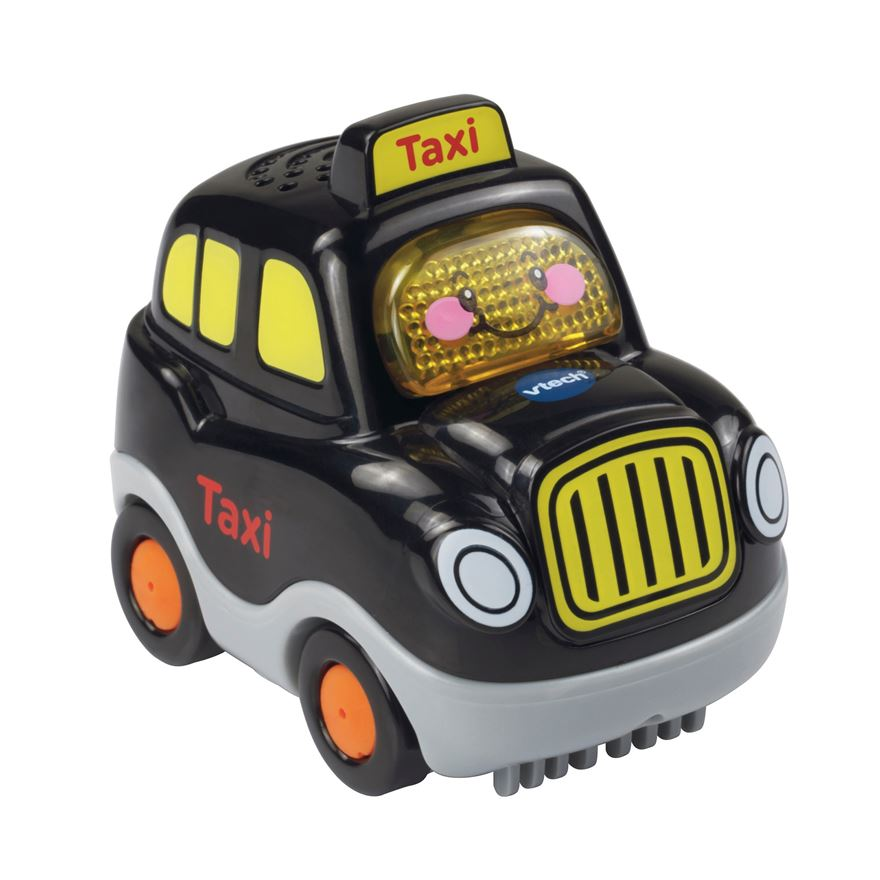 Vtech Toot-Toot Drivers Taxi image-0