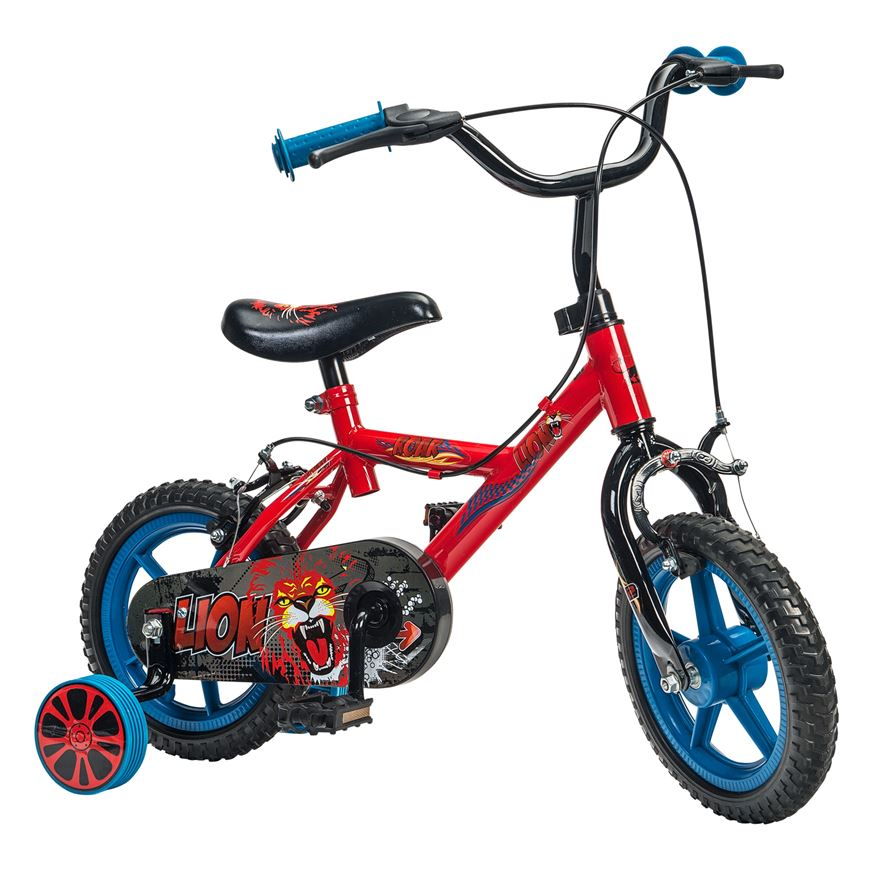 12 Inch Lion Bicycle image-0