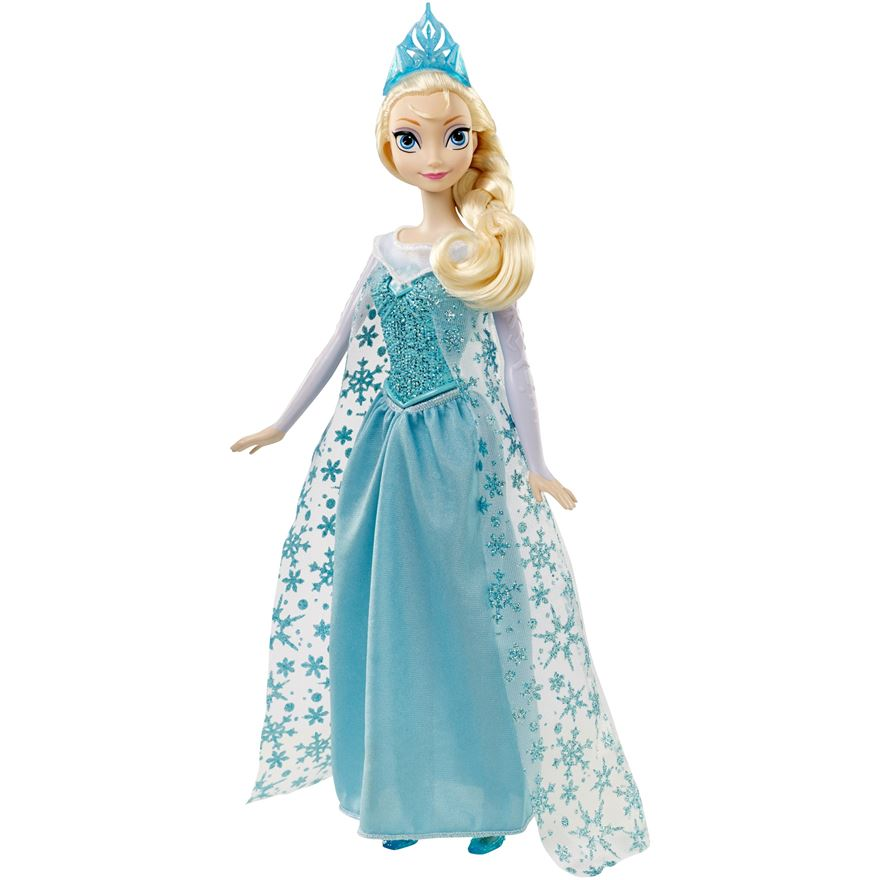 Disney Frozen Singing Elsa Doll image-0