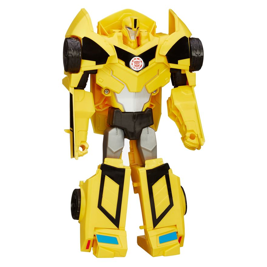 Transformers RID Hyper Change Bumblebee image-0